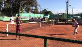 photo tennis marocain