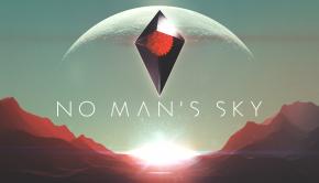 logo du jeu No Man's Sky