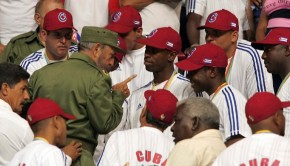 CUBA-CASTRO-BASEBALL-WORLD CLASIC