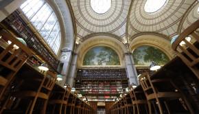 Bibliothèque Richelieu - Paris