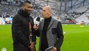 (Photo prise sur le site officielle De L'Olympique de Marseille, OM.net)