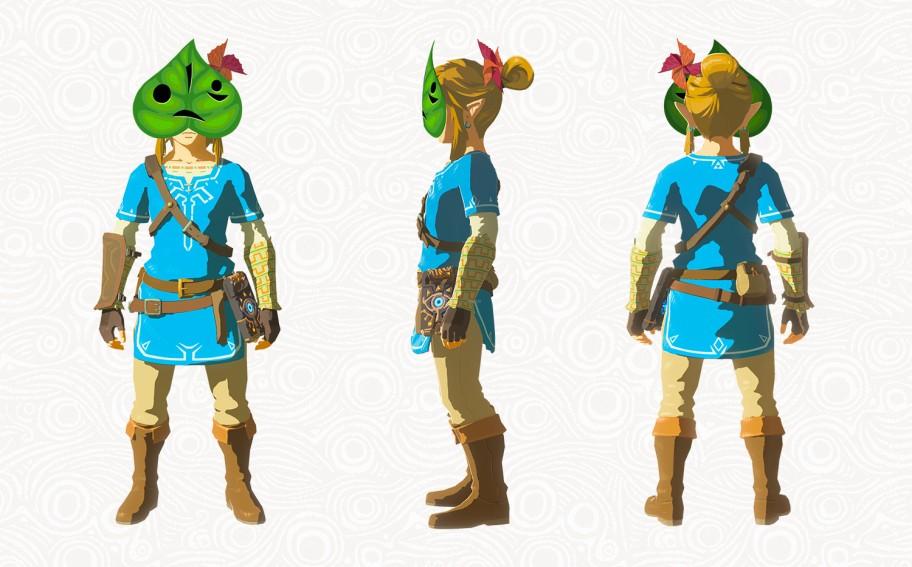 @Nintendo.com Masque Korugu