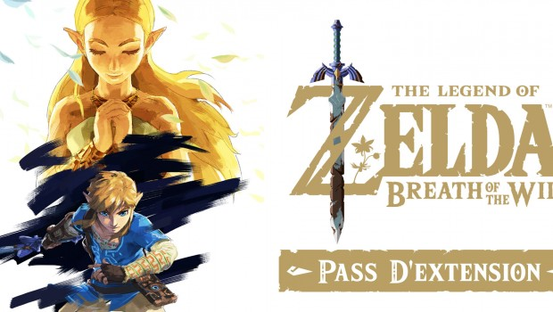 @Nintedo.com  Zelda BOTW Pass