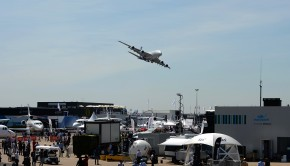 FRANCE-TRANSPORT-AVIATION-AIRSHOW-AIRBUS