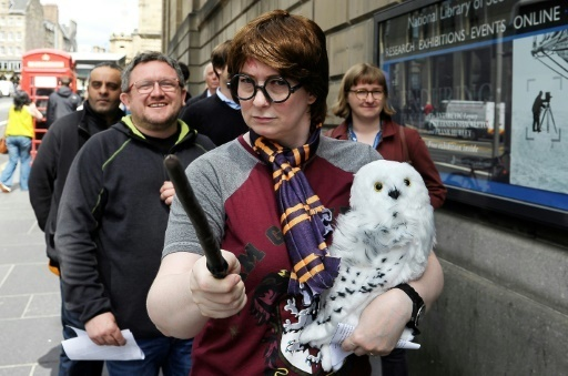Fans Harry Potter