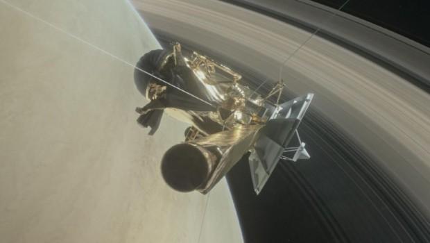 Cassini et Heugyne Afp