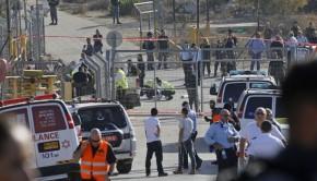 Un Palestinien armé d'un pistolet a tué trois Israéliens à l'entrée d'une colonie de Cisjordanie/AFP