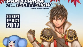 Paris Manga 2017 espace press